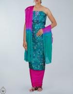 Shop Online Tusser Silk Salwar Kameez_13