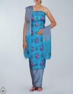 Shop Online Tusser Silk Salwar Kameez_16