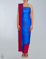 Shop Online Tusser Silk Salwar Kameez_19