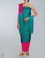 Shop Online Tusser Silk Salwar Kameez_20
