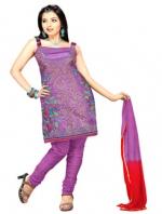 Online Tussar Silk Salwar Kameez_12