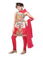 Online Tussar Silk Salwar Kameez_16
