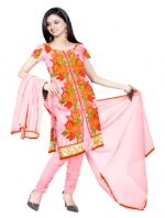Online Tussar Silk Salwar Kameez_22