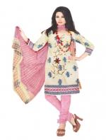 Online Tussar Silk Salwar Kameez_25