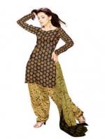 Online Tussar Silk Salwar Kameez_27