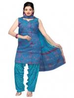 Online Tussar Silk Salwar Kameez_29