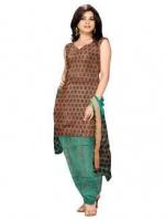 Online Tussar Silk Salwar Kameez_30