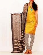 Online Tussar Silk Salwar Kameez_42