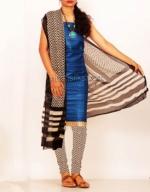 Online Tussar Silk Salwar Kameez_45