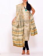 Online Tussar Silk Salwar Kameez_48